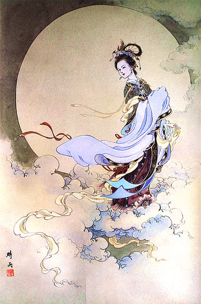 396px-The_Moon_Goddess_of_Chang'e_(Shi_Yu)