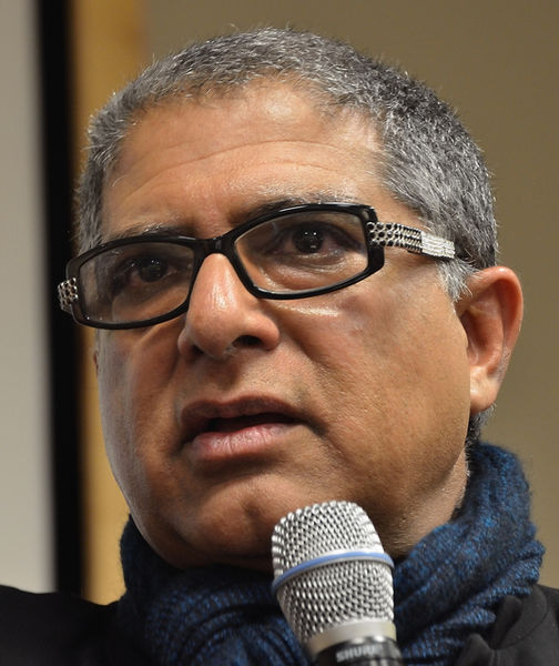 Deepak Chopra speaks to the Microsoft PAC on January 13, 2011