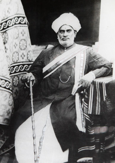 C. R. Pattabhirama Aiyar, C.P.'s father