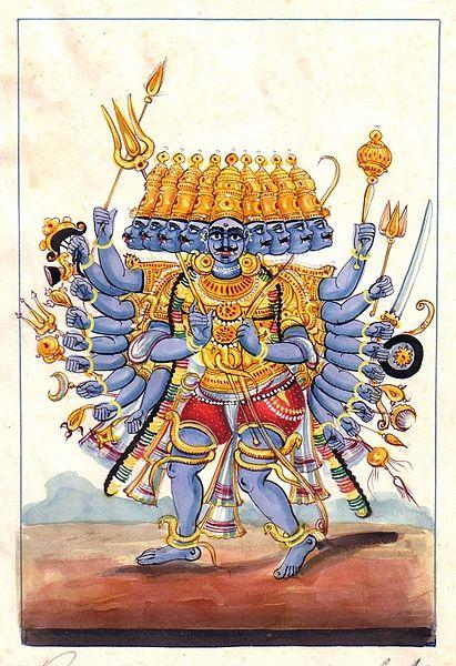 411px-Ravana