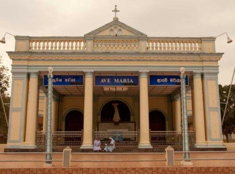 Madhu Church, Mannar, Sri Lanka