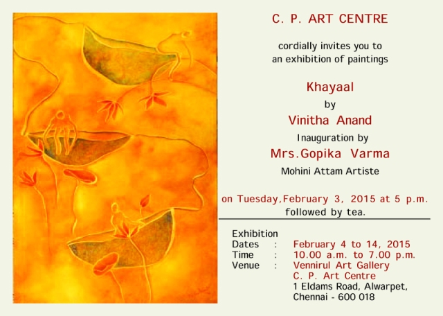 Vinitha Anand paintings