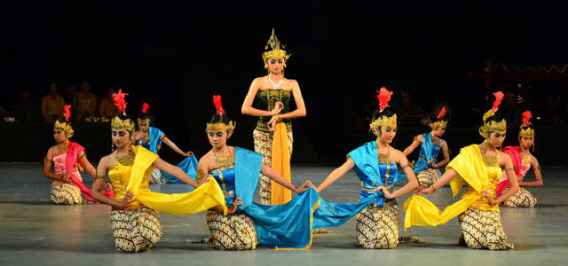 In Indonesia, the country with the world's largest Muslim population, this Ramayana ballet, performed in the Javanese style—a finessed form, associated with slow and deliberate movements—has been running continuously since 1961. PHOTO: Griyayunika