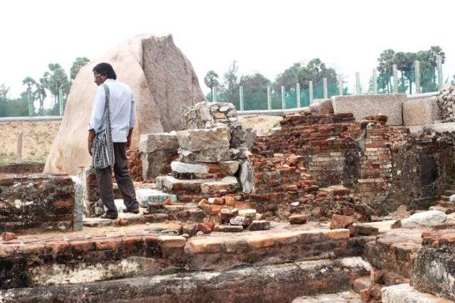 amirthalingam at Murugan temple