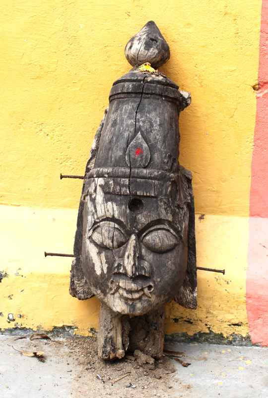 head of ponni amman IMG_9730