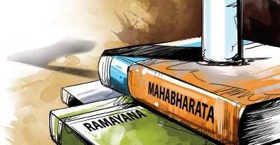 Ramayana & Mahabharata