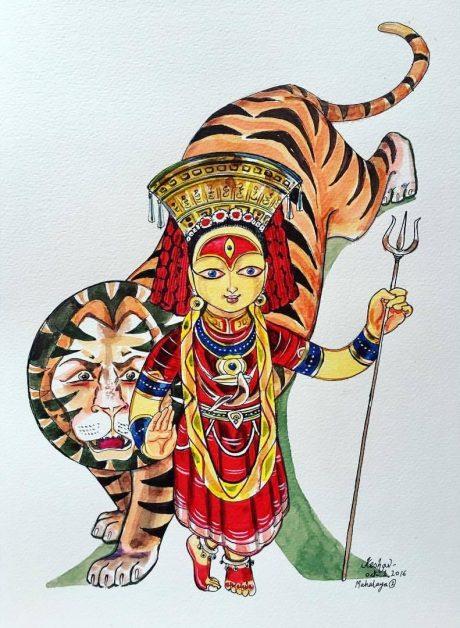 Sri Durga Devi
