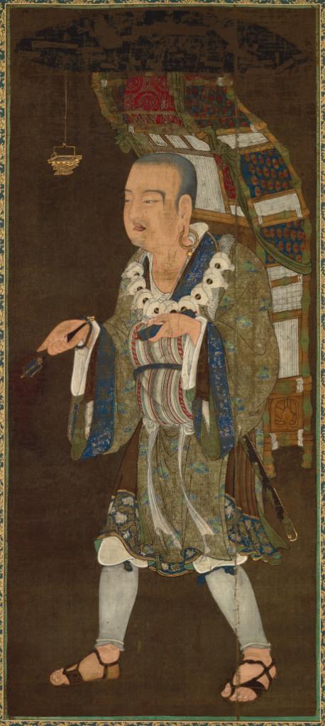 Xuanzang (Hsüan-tsang) (c. 602 – 664)