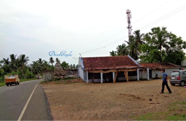 Thiruveswarar koil Singalandhapuram (6)