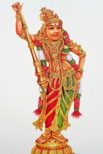 Ardhanareeswarar