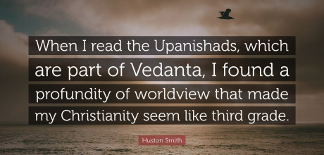Huston Smith Quote