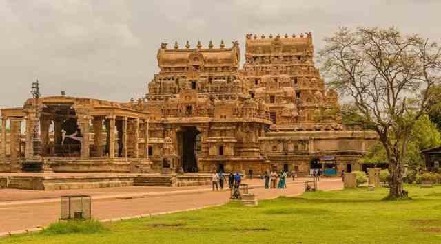 Brihadishvara, Temple, Thanjavur